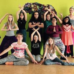 Bollywood Dance Schüler