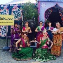Bollywood Sandala & Nandini