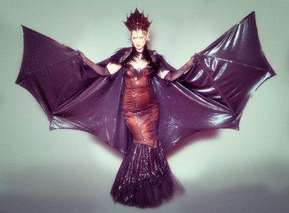Königin der Nacht – Vampire Act