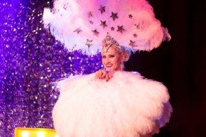 Rose Rainbow BBB Showgirls