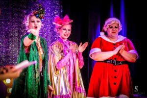 Rose Rainbow BBB Christmas Show