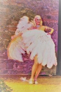 Rose Rainbow Classic Burlesque